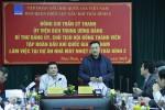 Quyết liệt triển khai dự án Nhiệt điện Thái Bình 2