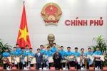 Thủ tướng chia vui, chúc mừng thành tích xuất sắc của U23 Việt Nam