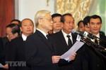 Lời điếu tại Lễ truy điệu nguyên Thủ tướng Phan Văn Khải