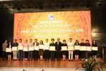 Hội Nhà báo Việt Nam khen thưởng những cá nhân, tập thể xuất sắc năm 2017