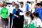 Vinamilk trồng gần 100.000 cây xanh và tặng 66.000 ly sữa tại tỉnh Cà Mau