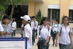 Quảng Bình nghiêm cấm thu tiền ngoài quy định khi tuyển sinh