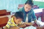 Nếu học sinh không được lên lớp, giáo viên phải đem về nhà dạy
