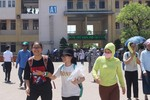 Gần 17.000 thí sinh Hà Tĩnh hoàn thành kỳ thi tuyển sinh vào lớp 10