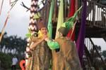 Trà Thanh nhiệt Dr Thanh mang đến niềm vui cho các em thiếu nhi trong dịp hè
