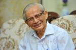Giáo sư Phan Huy Lê trọn đời cống hiến cho lịch sử nước nhà