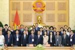 Thủ tướng cảm ơn những lời nói chân thành dành cho Chính phủ Việt Nam