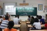 Nỗi ám ảnh của giáo viên chủ nhiệm với họp phụ huynh đầu năm học