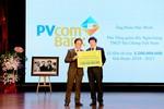 PVcomBank trao học bổng 1,5 tỷ đồng cho sinh viên Đại học Kinh tế Quốc dân