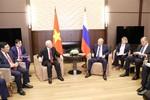 Toàn văn Tuyên bố chung Việt Nam - Liên bang Nga