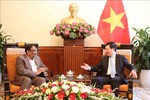 Phó Thủ tướng Phạm Bình Minh tiếp Thứ trưởng Thường trực Bộ Ngoại giao Banglades