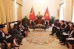Việt Nam và Timor-Leste sẽ thúc đẩy hợp tác nhiều lĩnh vực tiềm năng