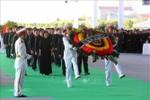 Lễ viếng Chủ tịch nước Trần Đại Quang tại Ninh Bình