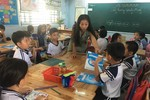 Tuổi thơ nghèo khổ nên luôn đồng cảm với những trẻ em nghèo