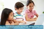 Học trực tuyến xu hướng học tập của tương lai