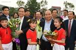 Thủ tướng dự Ngày hội Đại đoàn kết toàn dân tộc tại Bắc Giang