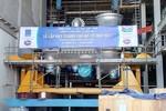 Lắp đặt Tuabin cao áp và trung áp của tổ máy số 1 Nhà máy Nhiệt điện Sông Hậu 1