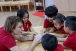 Trẻ mầm non tiếp cận phương pháp dạy học dự án