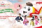 Vietjet công bố chuỗi chương trình lớn nhất trong năm