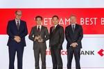 """Techcombank nhận giải thường danh giá """"Ngân hàng tốt nhất Việt Nam 2018"""""""