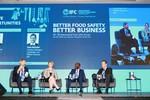 Lần đầu tổ chức Diễn đàn An toàn thực phẩm quốc tế tại Việt Nam