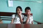 Ước mơ được đến trường của hai học sinh 8 tuổi tại Quảng Nam
