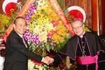 Đồng bào Công giáo tiếp tục phát huy truyền thống yêu nước