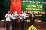 Ông Hoàng Nam giữ chức Phó Chủ tịch Uỷ ban nhân dân tỉnh Quảng Trị