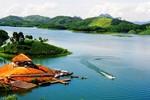Phê duyệt Quy hoạch Khu du lịch quốc gia Hồ Thác Bà