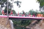 Lễ khánh thành cây cầu dân sinh mang ý nghĩa lịch sử