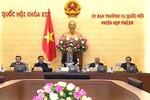Thủ tướng phân công các Bộ báo cáo Uỷ ban Thường vụ Quốc hội