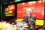 Tổng Bí thư, Chủ tịch nước dự Hội nghị Công an toàn quốc lần thứ 74