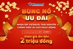 Vietravel Thái Nguyên chính thức đi vào hoạt động với ưu đãi hấp dẫn