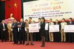 SHB tặng 1 tỷ đồng cho đồng báo khó khăn tại tỉnh Sơn La