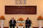 Việt Nam không ngừng củng cố, phát triển quan hệ với Campuchia