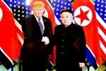 Tổng thống Trump, Chủ tịch Kim gặp gỡ chính thức