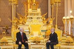 Việt Nam - Campuchia hướng tới kim ngạch thương mại 5 tỷ USD