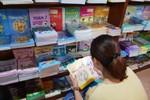 Cần mấy bộ sách giáo khoa cho chương trình mới?
