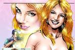 Các ngôi sao đình đám thế giới làm nhân vật truyện tranh