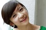Nữ sinh Hà Nội đẹp hồn nhiên qua clip tài năng