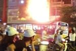 Video: Cháy lớn tại quán Karaoke gần Đàn Xã tắc - Hà Nội