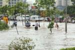 """22 """"điểm nóng"""" ở Hà Nội sẽ ngập úng nếu mưa lớn tiếp tục kéo dài"""