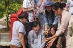Video: Bạn trẻ Hà Nội nô nức tham gia buổi lễ phóng sinh mùa Vu Lan