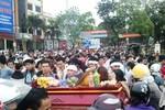 """Ngày mai đưa ra xét xử vụ án mang """"quan tài diễu phố"""" ở Vĩnh Phúc"""