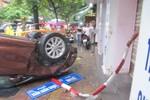 """""""Xe điên"""" Toyota Venza đâm loạn xạ: 1 người chết và 6 người bị thương"""