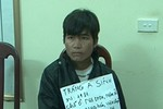Mang gần 1000 viên ma túy tổng hợp lên Lào Cai bán thì bị công an bắt