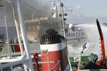 Trung Quốc sử dụng tàu hải cảnh uy hiếp ngư dân Việt Nam