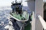 Trung Quốc tăng cường tàu chiến, sẵn sàng đâm va tàu Việt Nam