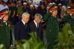 18 người con ưu tú đã về với đất mẹ Việt Nam