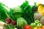 Giảm nguy cơ đau tim bằng trái cây và rau củ